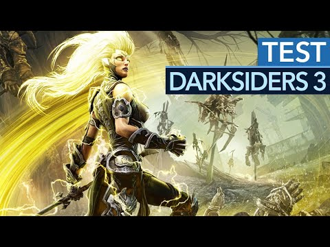 Darksiders 3 im Test / Review