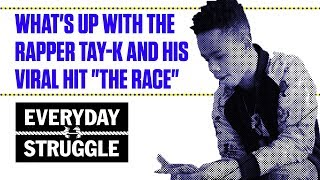 """What's Up With the Rapper Tay-K and His Viral Hit """"The Race"""" 