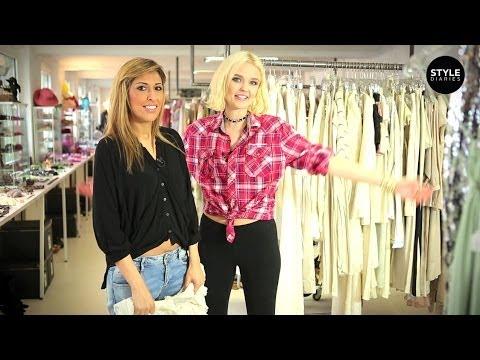 Wie Blusen richtig kombiniert werden - Stylediaries Folge 6 - OTTO