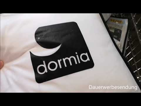 Aldi Bettdecke: Dormia Steppbett