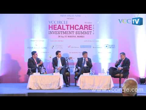 Healthcare Investment Summit 2013 – Mapping Opportunities, Challenges, Growth & Generating Returns in Indian Healthcare