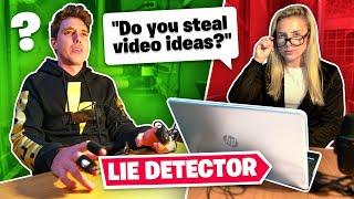 CLICK LIE DETECTOR CHALLENGE!