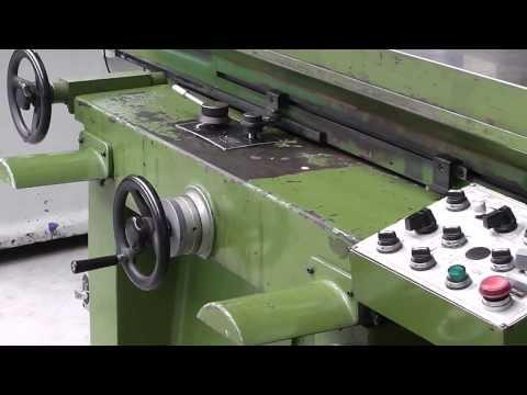 Masina de rectificare plana PROTH PSGS-35.70AH 1990