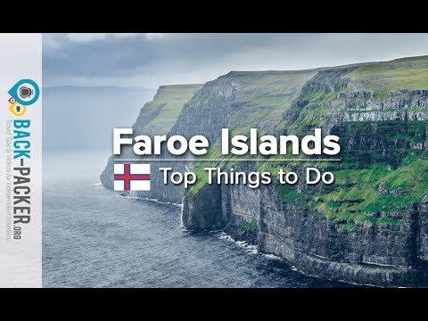 Co dělat na Faerských ostrovech