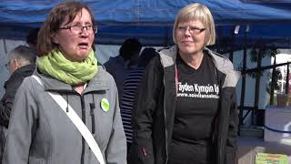 Palanen Suomen maaseutuparlamenttia
