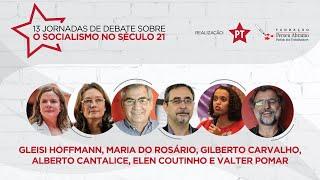 #AOVIVO | 13 jornadas de debate sobre o socialismo no século 21 | Lançamento