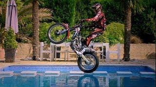 Biking In Hammond's House! DIY Top Gear   Top Gear Uncovered