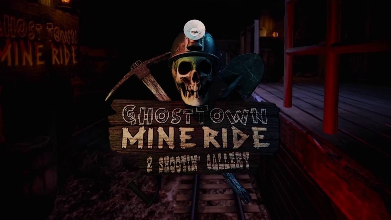 Ghost Town Mine Ride