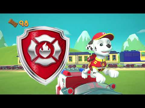 Paw Patrol  En Mission ! gameplay Ps4 insaneboxx