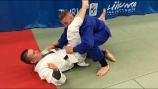 Дзюдо. Удушающий прием. Judo. Judo choke. Judo shime waza
