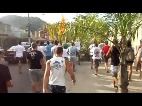 """""""Infernizada Tricolor"""" Barra: Infernizada Tricolor • Club: Duque de Caxias"""