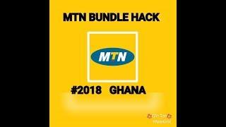 #1 MTN BUNDLE HACK/CHEAT #2018  working 100%  #GHANA #Mtn