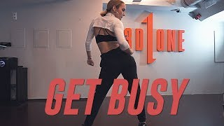 "Sean Paul ""GET BUSY"" Choreography by Lilla Radoci"