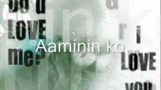 aaminin ko (eL`iZnaHberO)