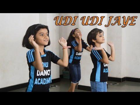 Udi Udi Jaye Dance Video | Raees | SDA |Shah Rukh Khan & Mahira Khan | Ram Sampath