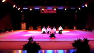 preview picture of video 'Kannagara Aïkido Club Guyancourt 2013'