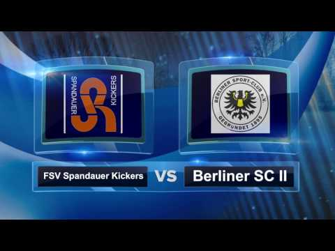 1.Herren vs BSC II 2:0