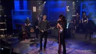 Maroon 5 & Sara Evans - I Could Not Ask For More