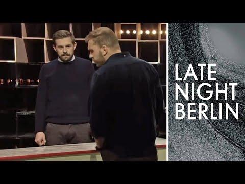 Ebay Kleinanzeigen Karaoke: Edin Hasanovic und Klaas spielen nach | Late Night Berlin | ProSieben