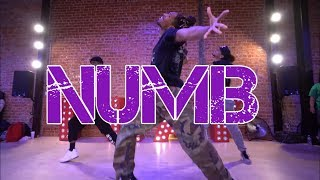 """NUMB"" AUGUST ALSINA Dexter Carr Choreography #DexterCarrChoreography"