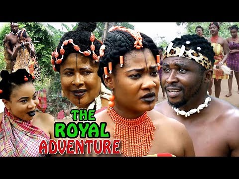 The Royal Adventure Season 1 - Mercy Johnson  2018 Latest Nigerian Nollywood Movie | Full HD
