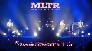 Take Me To Your Heart || Michael Learns To Rock [Lyric Kara]