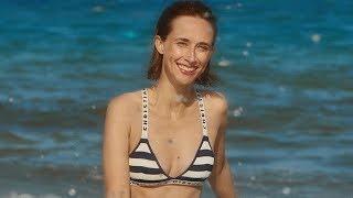 Baño de estilo con Ingrid García-Jonsson en Ibiza