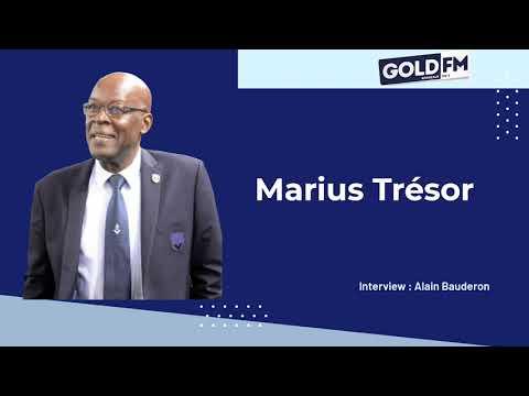 Réaction de Marius Trésor