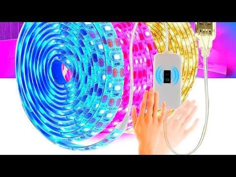 USB светодиодная лента TRANYTON / USB LED Strip Light TRANYTON