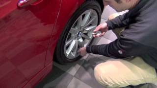How to Check the Tire Pressure on a BMW 3 Series - Don Jacobs BMW