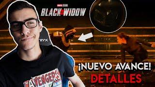 ¡Taskmaster en acción! Nuevo avance de Black Widow | Detalles que tal vez no viste del trailer
