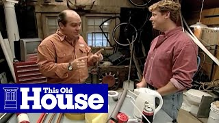 How to Prevent Frozen Pipes | This Old House