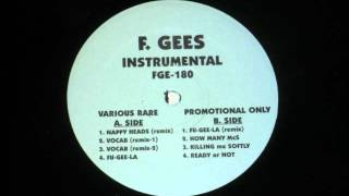 Fugees - Vocab (Remix 2 Instrumental)