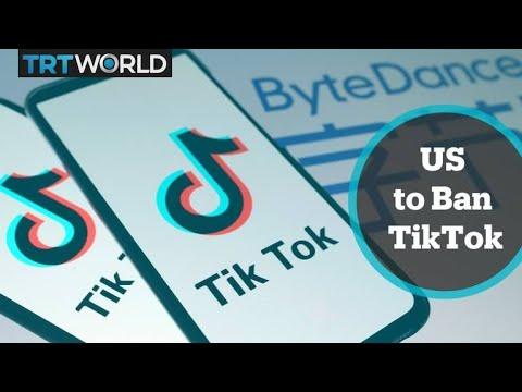 US to ban TikTok video app