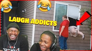 Try Not To Laugh 2019 (Clean) Heavyweight Fail Comp! (Laugh Addicts Ep.22)