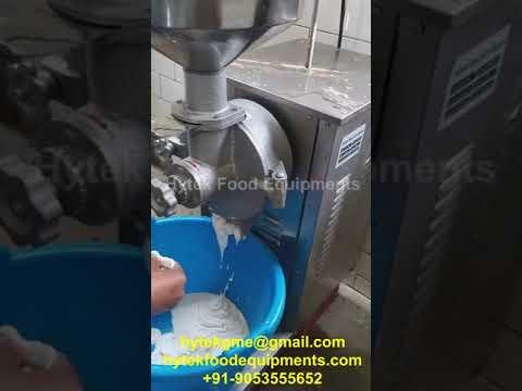3 HP Commercial Wet Grinder