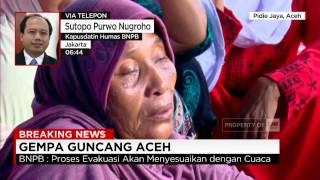 Video Gempa Aceh: 99 Korban Tewas , Bantuan Medis Dibutuhkan