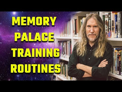 How to Create An UNSHAKABLE Memory Palace Training Routine ...