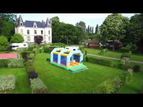 Camping Domaine de la Ville Huchet ****