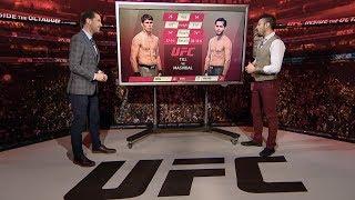 UFC London: Inside the Octagon - Till vs Masvidal