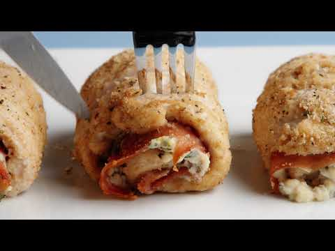 Herbed Ricotta Chicken Rollatini