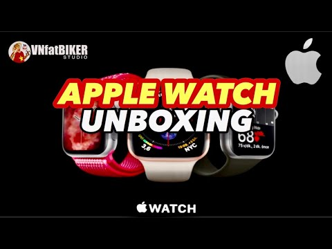 🔴APPLE WATCH UNBOXING & HANDS-ON