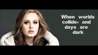 Adele - Skyfall Lyrics HD