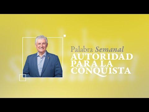 AUTORIDAD PARA LA CONQUISTA