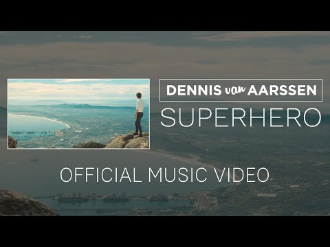 Dennis van Aarssen - Superhero [Official Music Video] | JB Productions