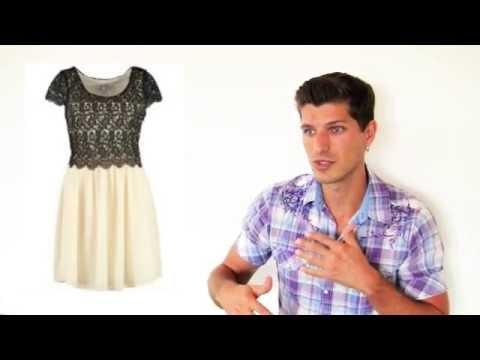 Kleid mit Spitze: Der Insider-Tipp = Spitzenkleid