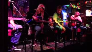 """Charla sings her song """"Chris Knight"""""""