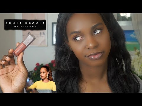 WTH Review| Fenty Beauty Lipgloss