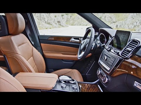 2016 Mercedes-Benz GLS-Class - Interior Design
