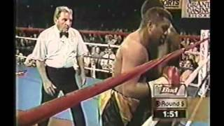 James Toney vs Steve Little Part 2
